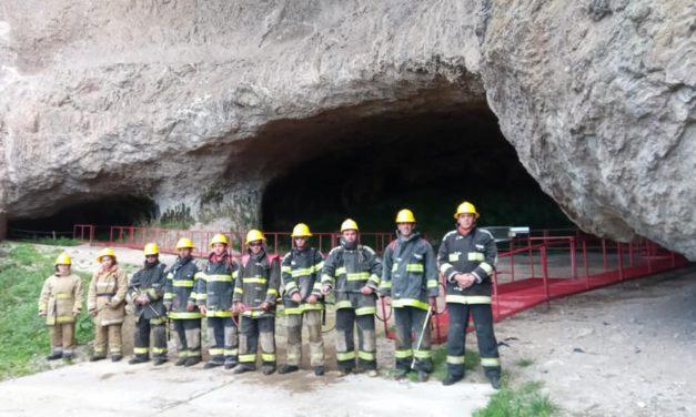 Un día llegó: Los bomberos voluntarios tendrán obra social y seguro