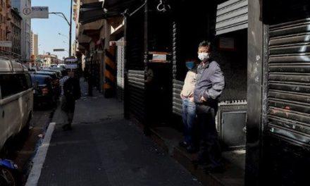 Sao Paulo reporta alza de contagios ante reapertura económica