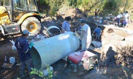 Corte de agua para el martes por una fuga en el acueducto Rio Grande