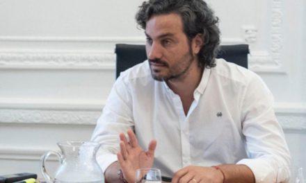 Santiago Cafiero: «No se trata de superpoderes»