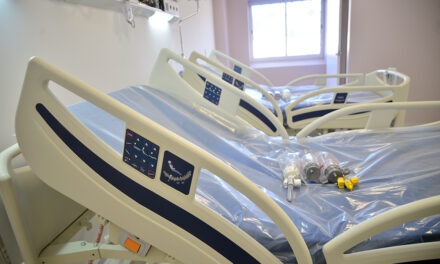 Preparan camas en el Carillo por la saturación del sistema sanitario