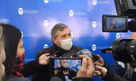 Concejo Deliberante: Suspendieron las actividades presenciales por un caso positivo de COVID 19