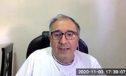 Walter Ceballos habló de la interna en la UCR y la convención del sábado