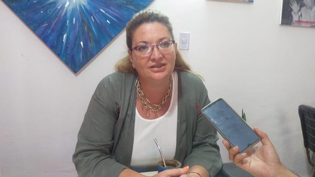 Celeste Aparicio: «Me gustaría alcanzar la diputación provincial»
