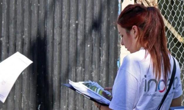 Censo 2022: será el 18 de mayo y por primera vez podrá completarse online