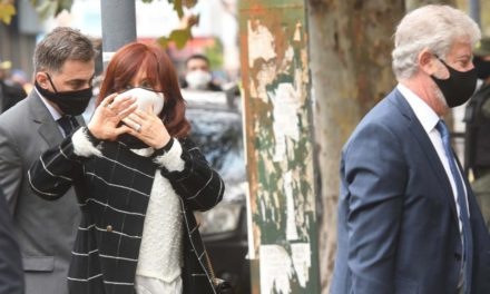 Cristina Kirchner: «Macri utilizó narcotraficantes para perseguir a opositores»