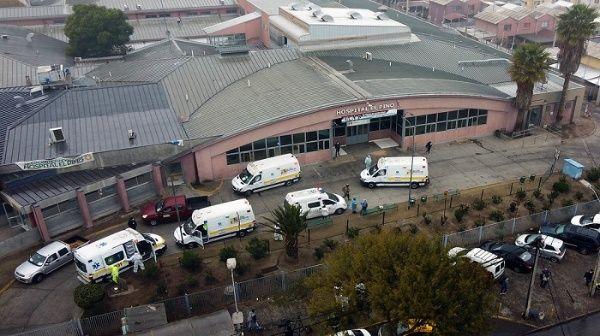 Red de emergencias de Chile en crisis debido a Covid-19