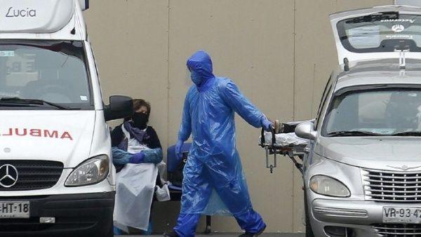 Chile supera los 250.000 casos positivos al coronavirus