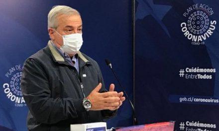Chile reporta nuevo récord diario de casos de la Covid-19