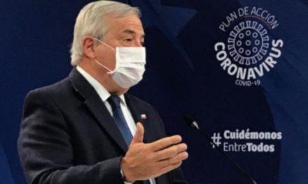 Chile supera los 100.000 contagios por coronavirus