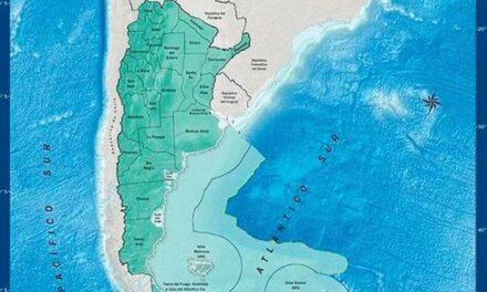 El Gobierno denunció que Chile intenta apropiarse de parte de la plataforma continental argentina
