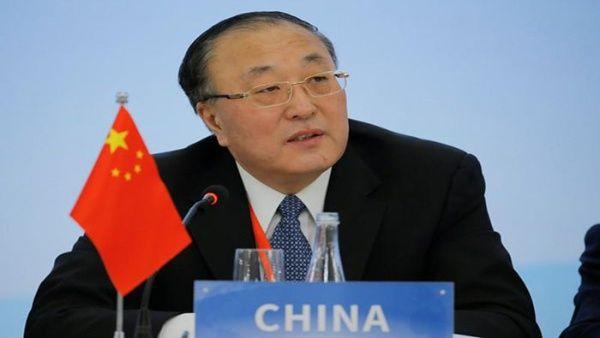 China exige a EE.UU. cesar las sanciones contra Siria e Irán