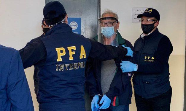 Fin de la impunidad: Detuvieron y deportaron al asesino de «Loli» Ponce