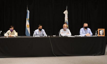 Concluyó la primer reunión por los conflictos en los límites de la Provincia