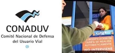 CONADUV rechaza el proyecto de «estatización de autopistas»