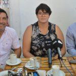 """Con apoyo de """"opositores"""" Tamayo logró el tarifazo para Transpuntano"""
