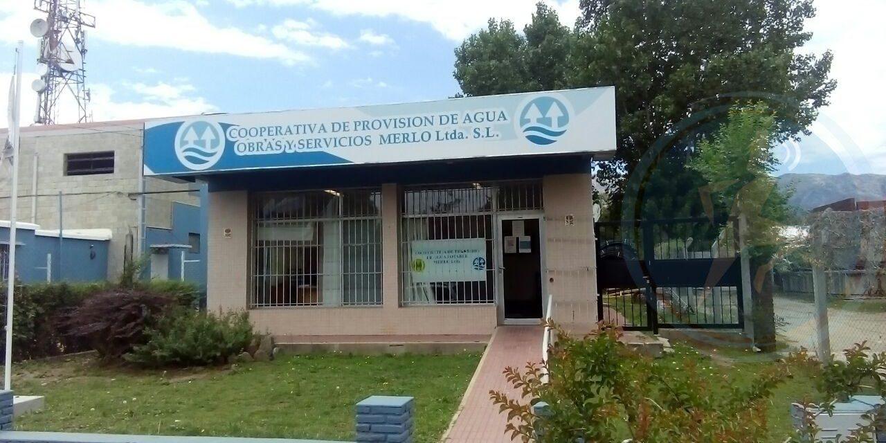 Preocupación por la sequía en Merlo piden cuidar el consumo de agua