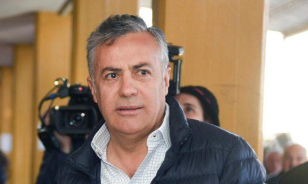 Alfredo Cornejo y su cruzada independentista:Está ofendido porque no puede avanzar en la represa Portezuelo del Viento