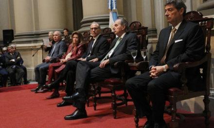 La Corte Suprema libró a su suerte a Bruglia y Bertuzzi