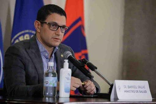 Ministro de Salud de Costa Rica anuncia regreso al aislamiento
