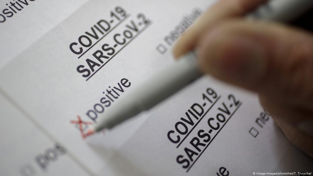 Otro caso positivo de COVID-19 en San Luis