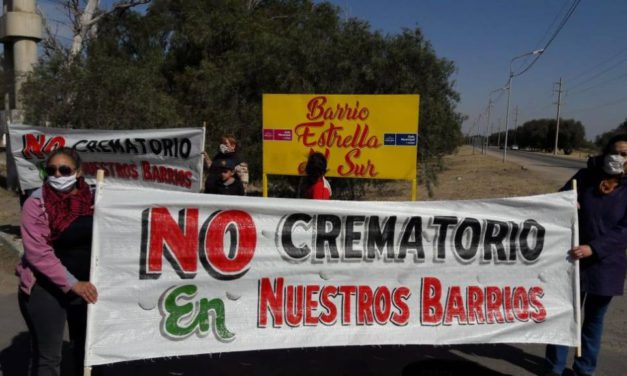 Polémica por la instalación de un crematorio en San Luis