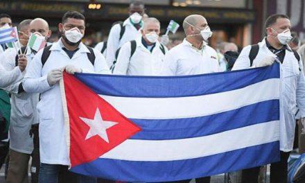 Piden en Reino Unido Nobel de Paz para médicos cubanos