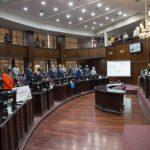 La sesión preparatoria de la Cámara de Diputados mostró la grieta del PJ