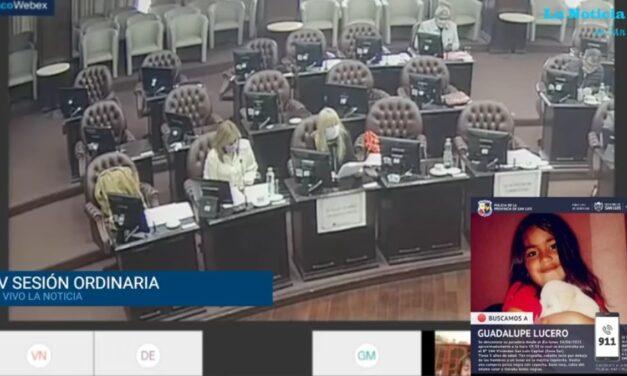 Diputados no quieren que se hable de la inseguridad en San Luis