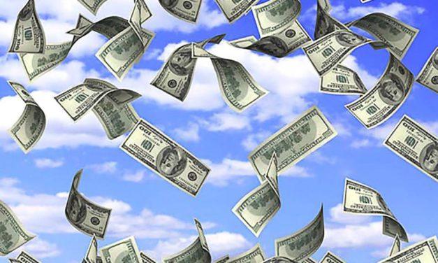 Para hallar los dólares fugados, la base está