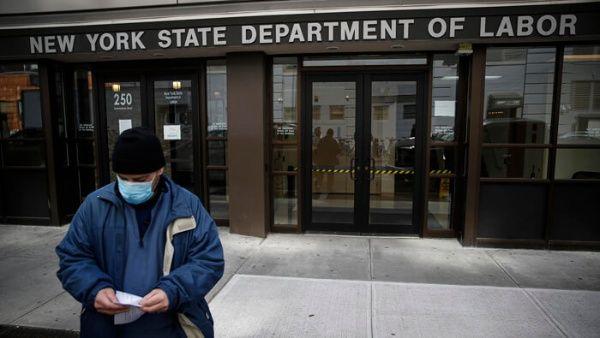 EE.UU. recibe 1.5 millones de nuevas peticiones de seguro por desempleo en la última semana