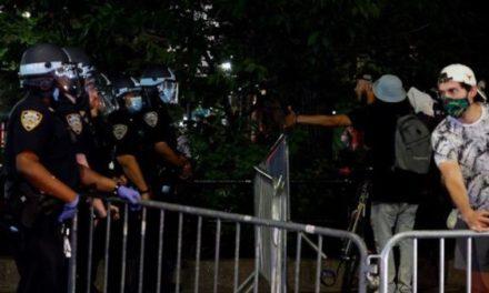 Guardia Nacional de EE.UU. moviliza a 5.000 elementos para contener protestas