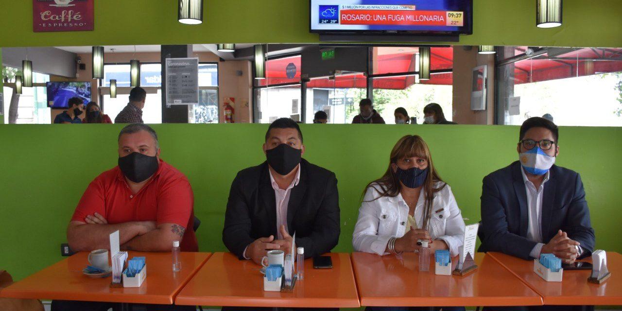 Continua la crisis institucional en El Volcán