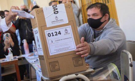 PASO 2021: cómo se votará en pandemia