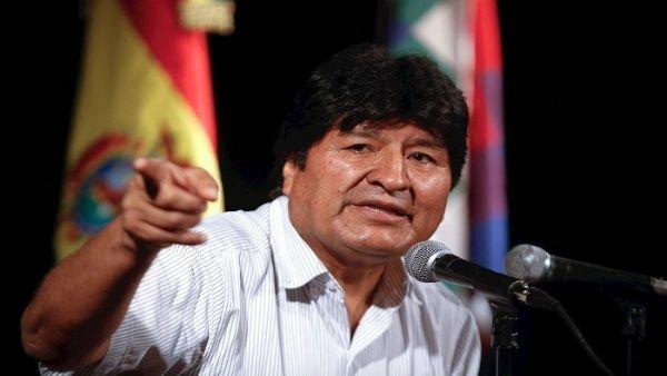 Evo Morales denuncia planificación de nuevo golpe de Estado por parte del Gobierno de facto