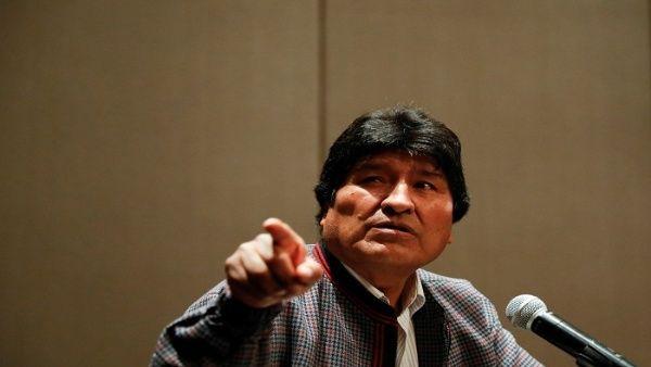 Evo Morales denuncia planes para impedir elecciones en Bolivia