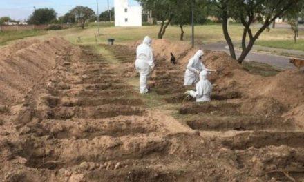 Anoche se registró el primer fallecimiento en San Luis por COVID-19