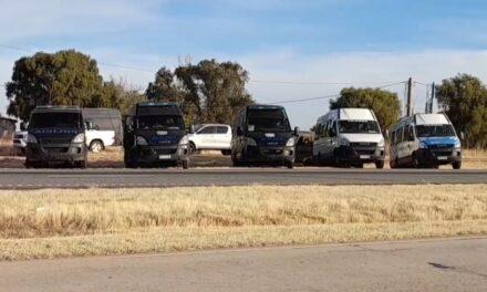 Alerta Guadalupe: 40 días, Nuevos allanamientos y rastrillajes
