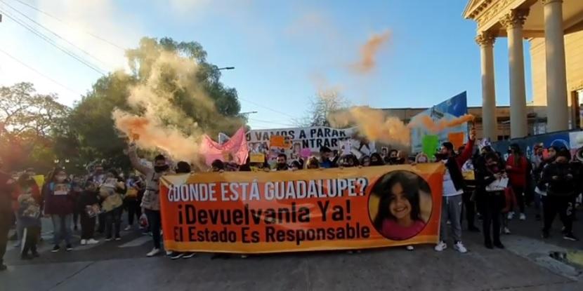 """Alerta Guadalupe: """"El gobernador tendría que estar acá no haciendo campaña política"""""""