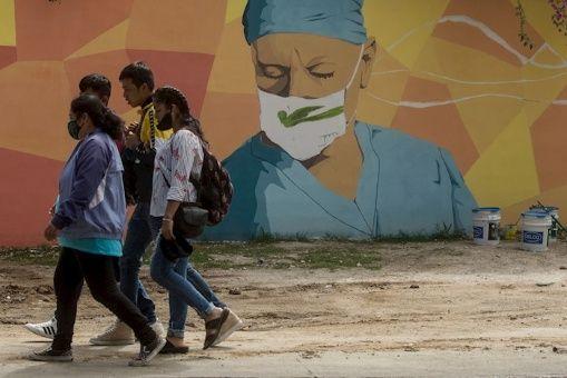 Guatemala supera los 14.800 contagios por la Covid-19