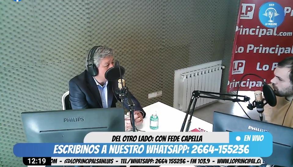 Vacunas VIP: Lucero Guillet pidió la publicación de los vacunados en San Luis