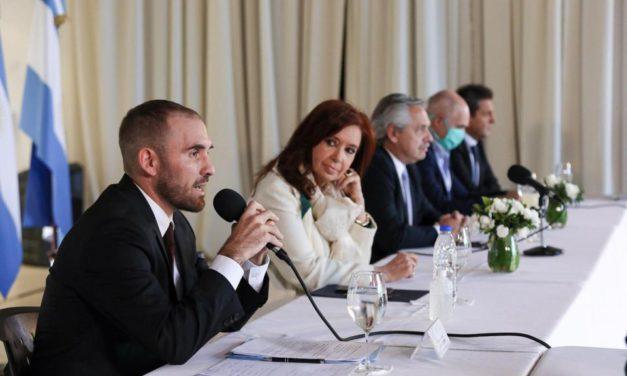 Los grandes empresarios que apoyan la oferta de Guzmán
