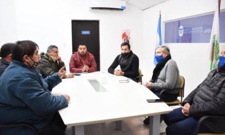 Concejo Deliberante: Ponce se reunió con los taxistas autoconvocados