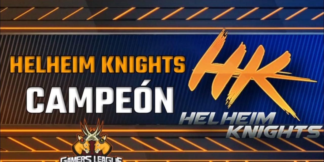 Helheim Knigths campeón de la primera edición de la liga gamer de San Luis