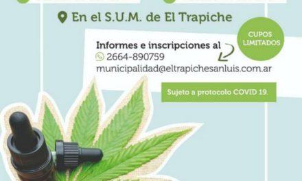 Primer Congreso de Cannabis Medicinal en San Luis