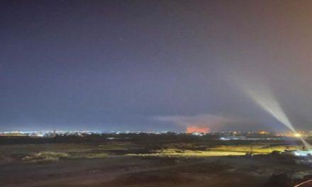 Defensas antiaéreas sirias repelen ataque israelí sobre Damasco