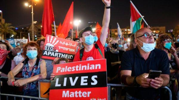 Israelíes rechazan plan de Netanyahu de anexionar Cisjordania