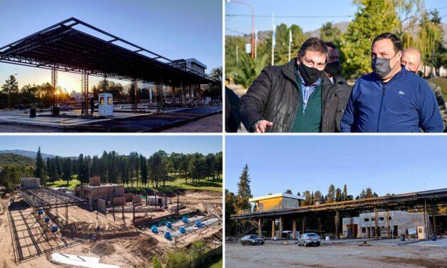 En octubre se inauguraría la estación de servicio en Cruz de Piedra