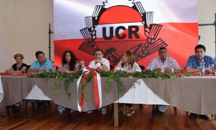 Jorge Lucero se quedó con la presidencia de la UCR