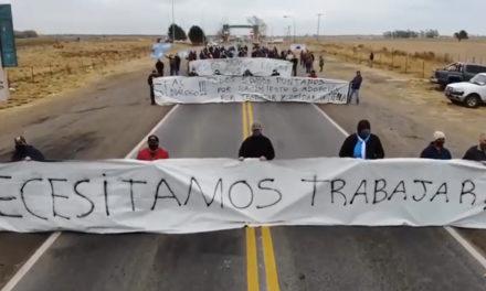 Levantaron el corte en la Ruta 7 límite con Córdoba